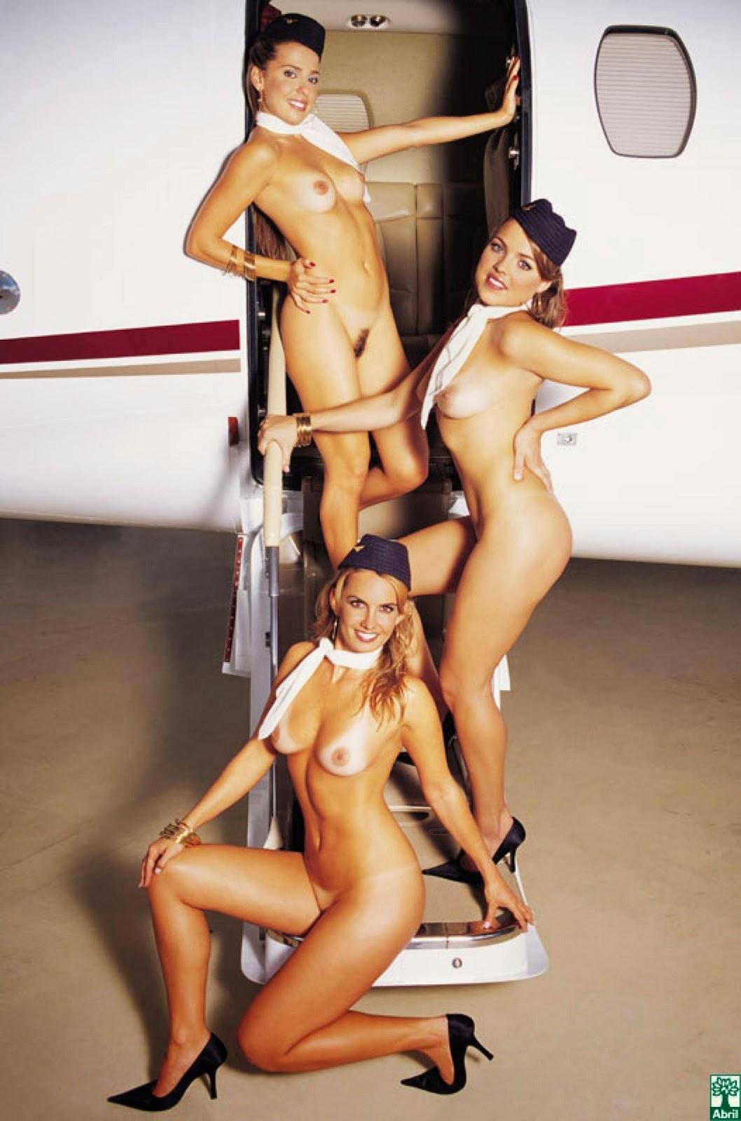 Эротика красивые стюардессы 20 фотография
