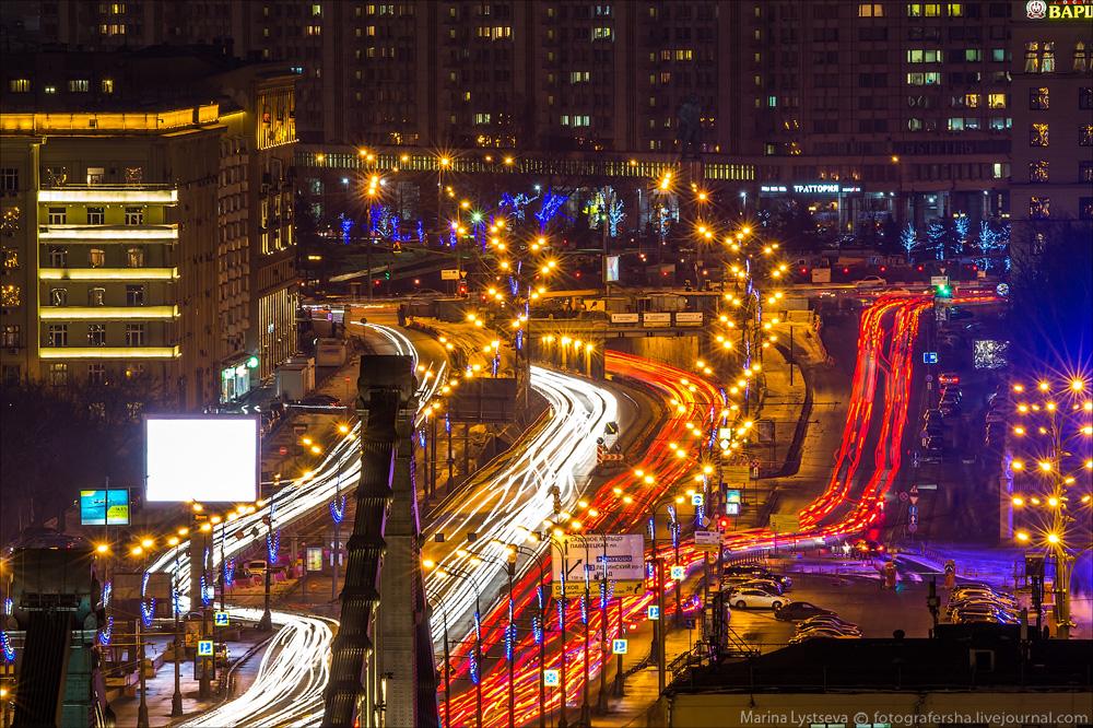 Московское движение