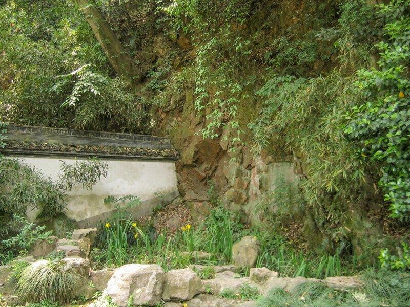 Уголок в саду, Пагода Шести гармоний, Люхэта, Ханчжоу