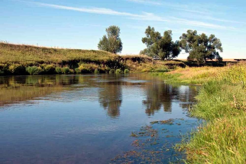 Река Кичуй