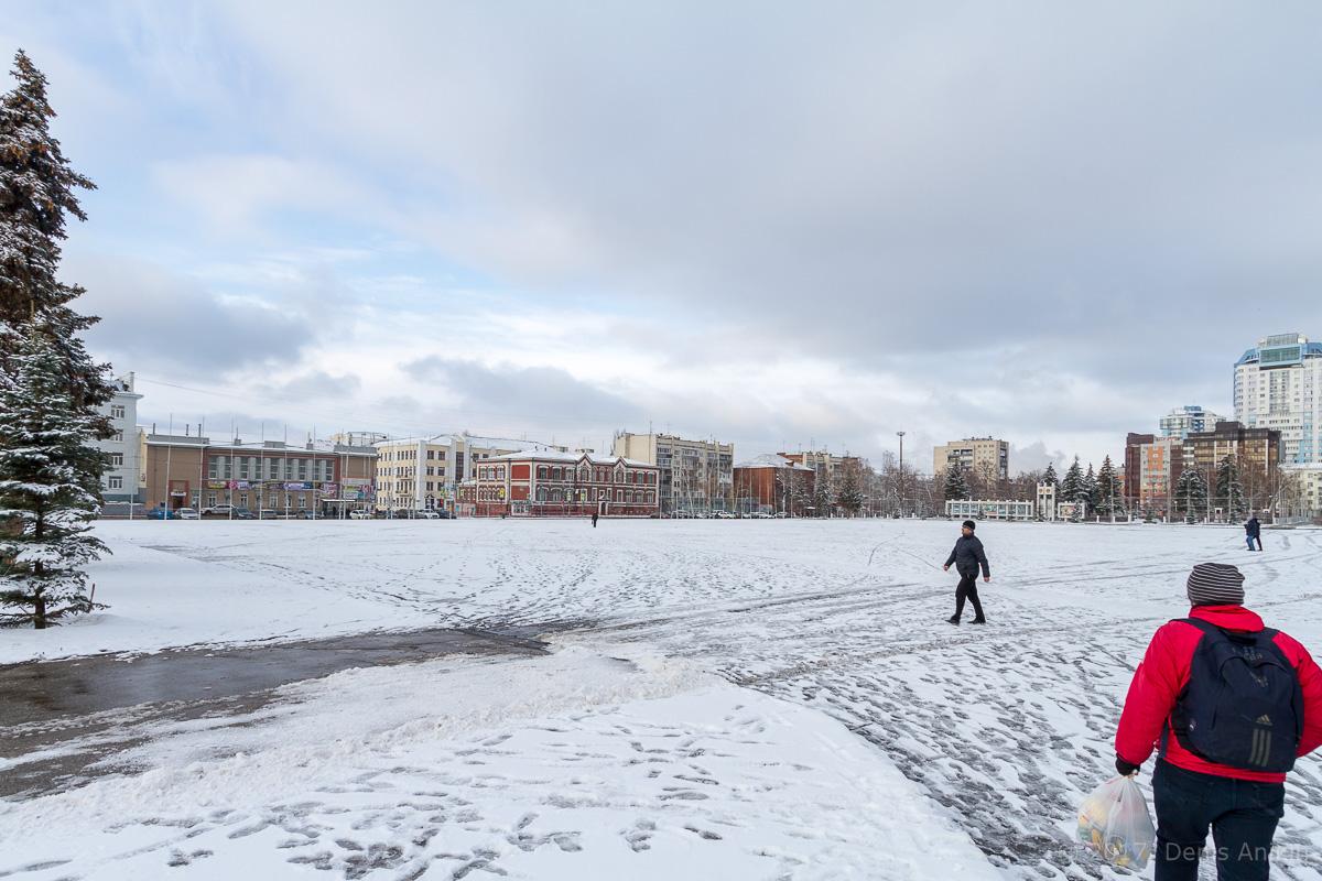Площадь Куйбышева (Самара) фото 2