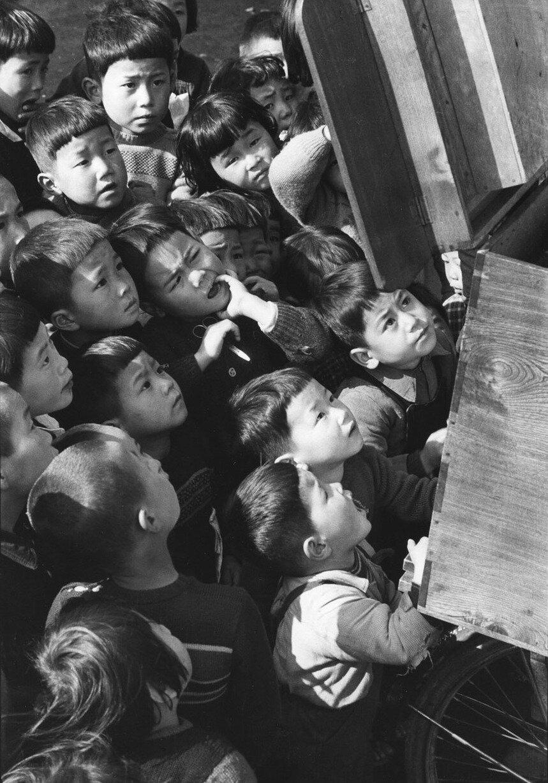 Фотографии послевоенной японии