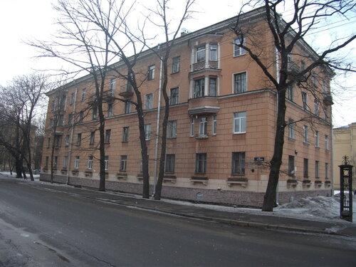 ул. Крупской 25