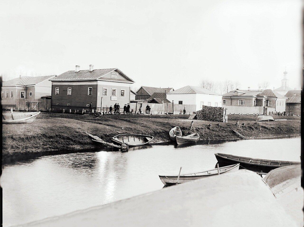 Река Соломбалка