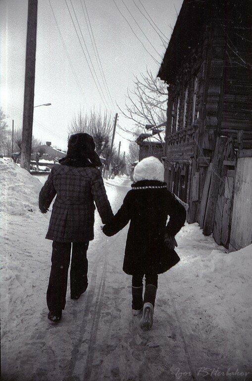 1980-е. Чулково