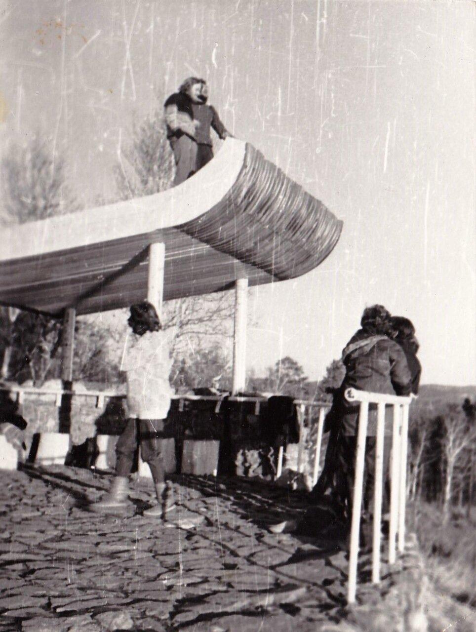 1989. Байкал. Поэтические чтения на Пике Черского