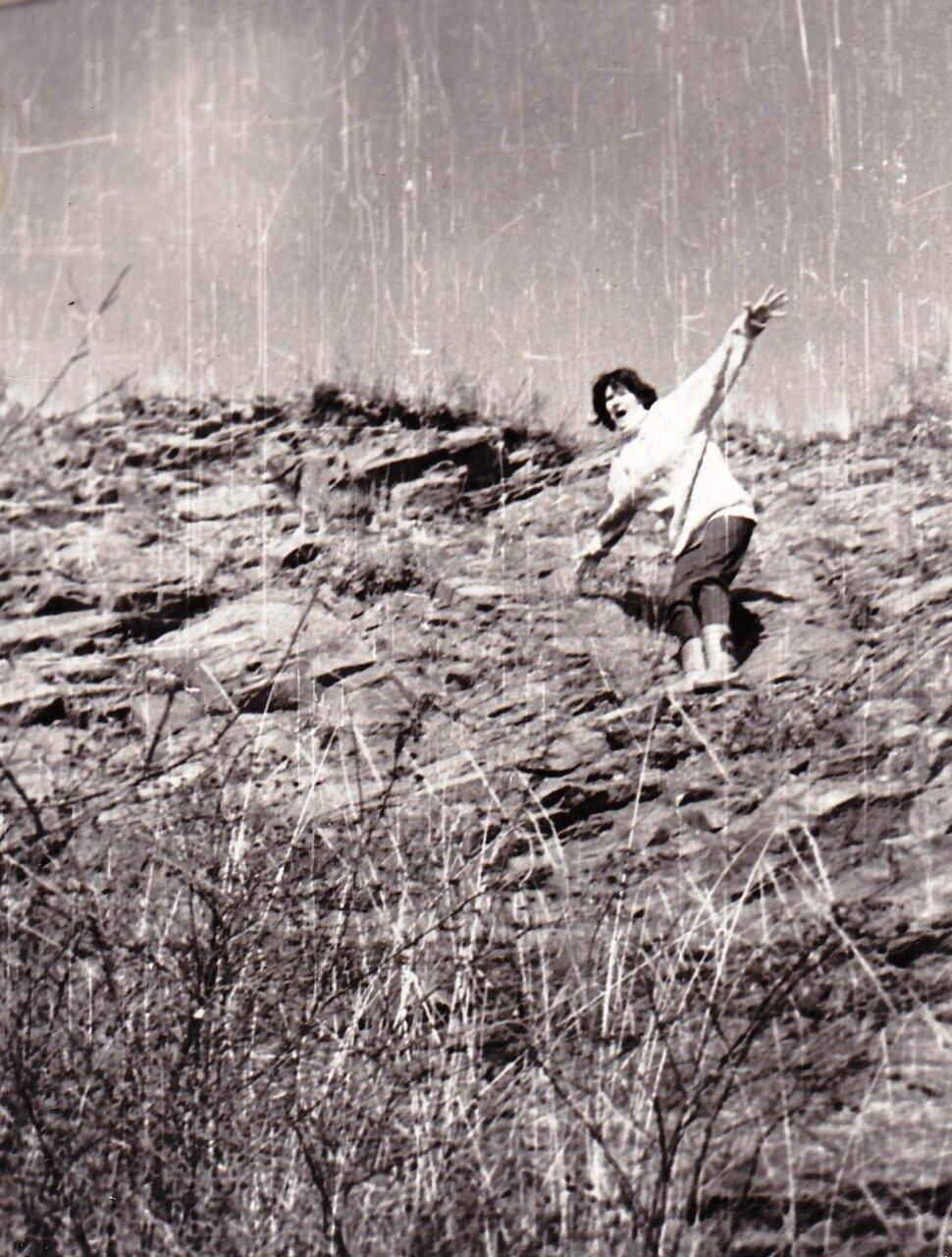 1989. Байкал. Татьяна Блажко (Ангарский ТОМ)