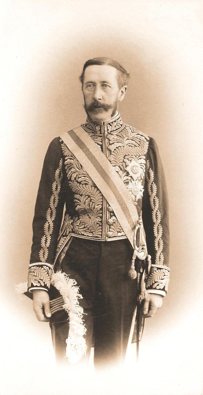15. Член Государственного Совета Российской империи (фамилия, имя и отчество не установлены)