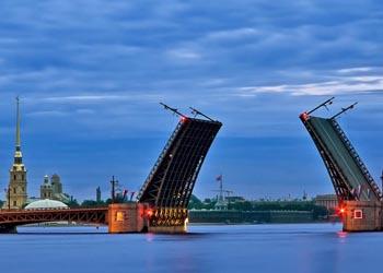 Санкт-Петербург через 100 лет станет второй Атлантидой