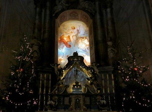 Католическое рождество в Польше