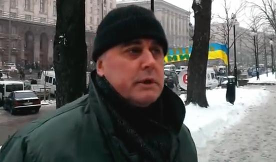 Лесь Подерв'янський о необходимости внесения изменений в конституцию