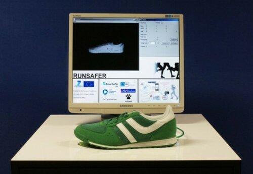 Обувь с сенсорами – оригинальное изобретение