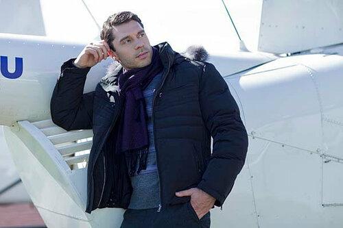 Одежда для мужчин периода осень-зима