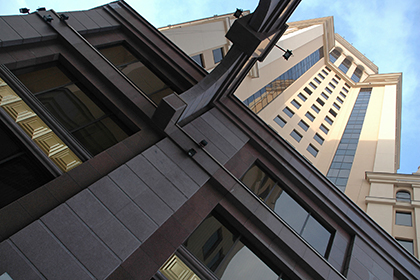 Москва удержалась в списке пяти городов с самыми дорогостоящими офисами