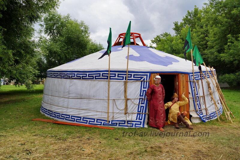 Золотая орда, Фестиваль «Времена и эпохи» – 2013