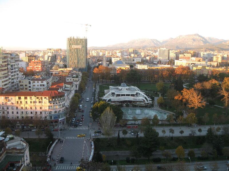 Албания, 7 декабря 2013