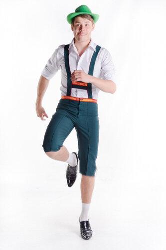Мужской карнавальный костюм Баварец