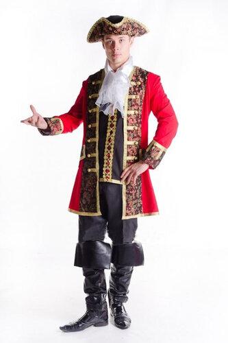 Мужской карнавальный костюм Вельможа