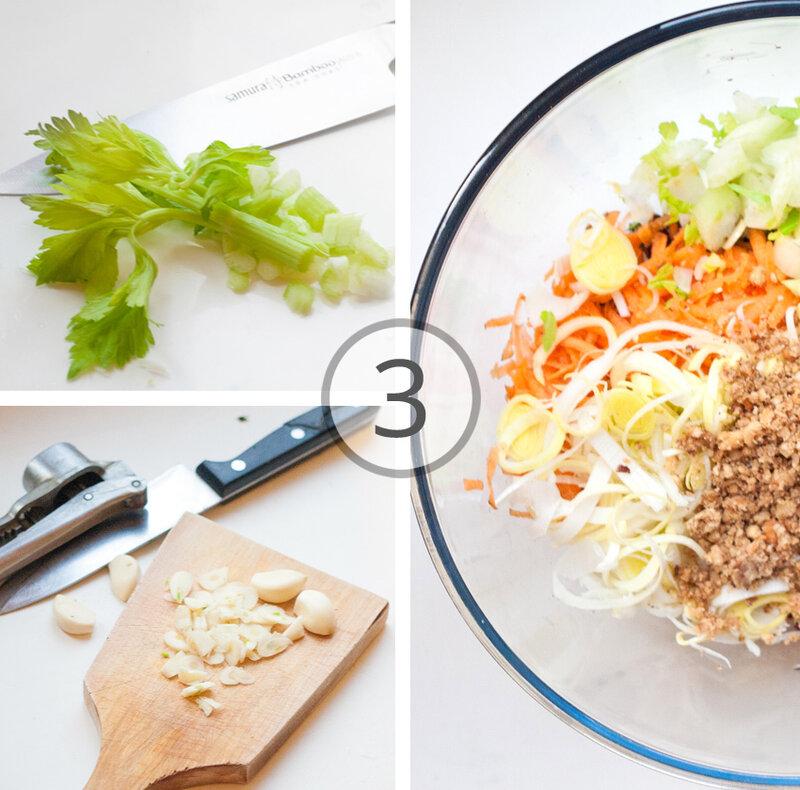 Наш рецепт в фотографиях и описании. Вместо Оливье - на Старо-Новогодний стол. 6 шагов и 9 фото.