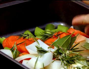 Травы и специи для соуса