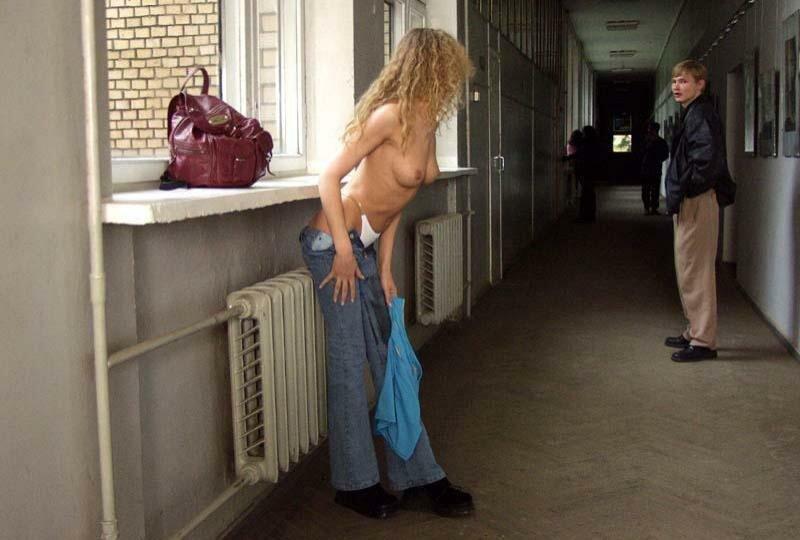 Девушки в институте голые, супер страстное порно с жгучей телкой