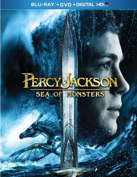 Перси Джексон и Море чудовищ / Percy Jackson: Sea of Monsters (2013) Blu-Ray + BD-Remux + BDRip 1080p [2D,3D], 720p + HDRip