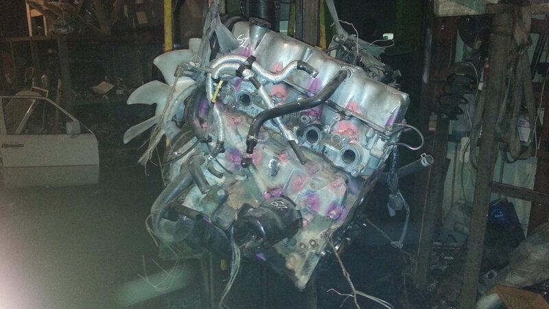 Двигатель  WL-T на Ford Ranger или Mazda B2500 2.5TD