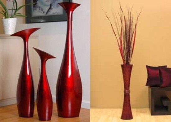 Что можно сделать для вазы