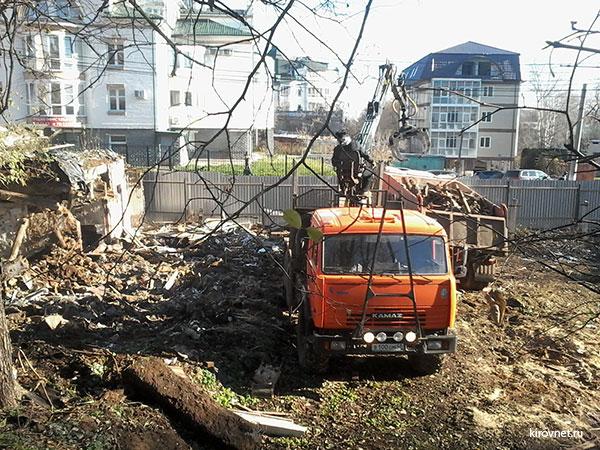 Дом-музей Н.Н. Хохрякова продолжили сносить