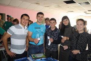 8 молодежный форум ФПРБ сентября 2012.