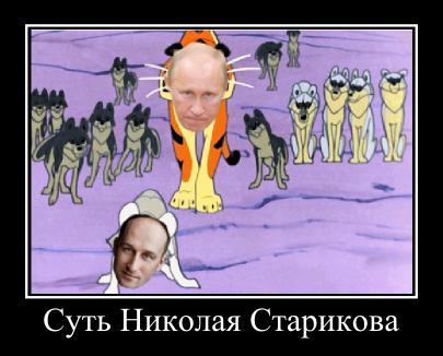 Суть Николая Старикова