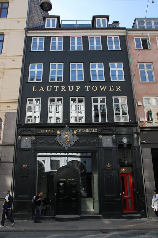 Копенгаген, Бредгаде