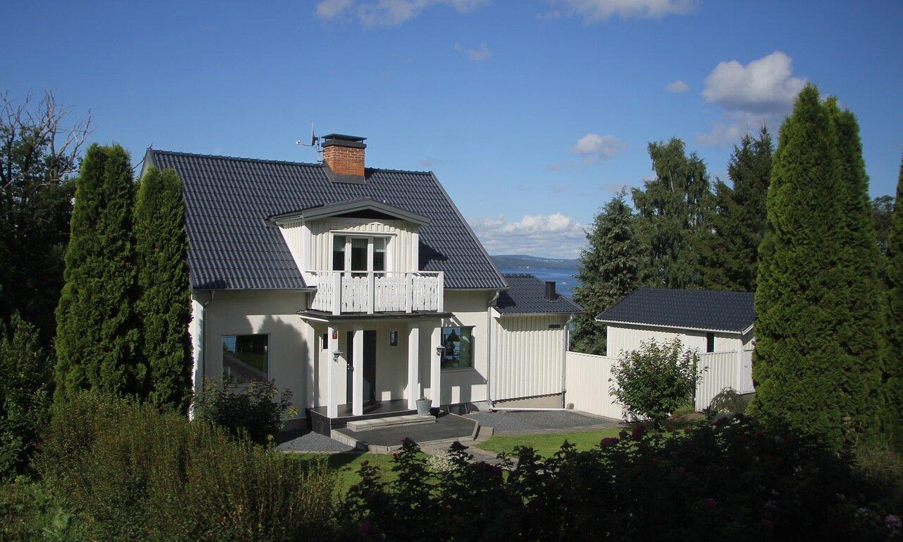 Швеция, Озеро Веттерн. Sweden, Vättern  lake