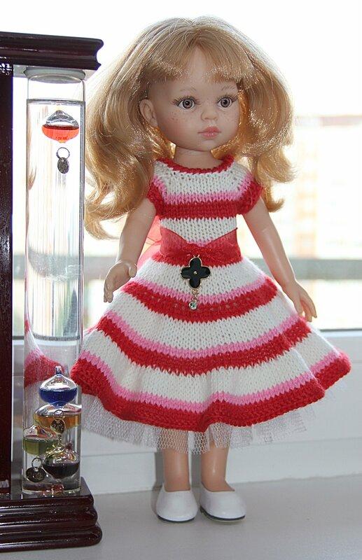 Одежда на куклу советскую своими руками