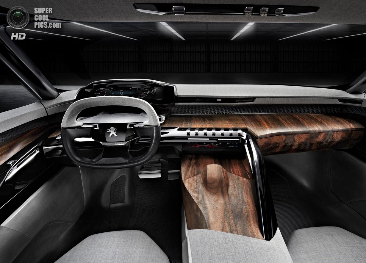 Peugeot Exalt: Ещё один из будущего