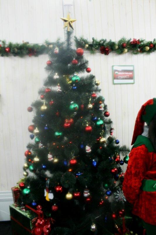 Ёлка Деда Мороза