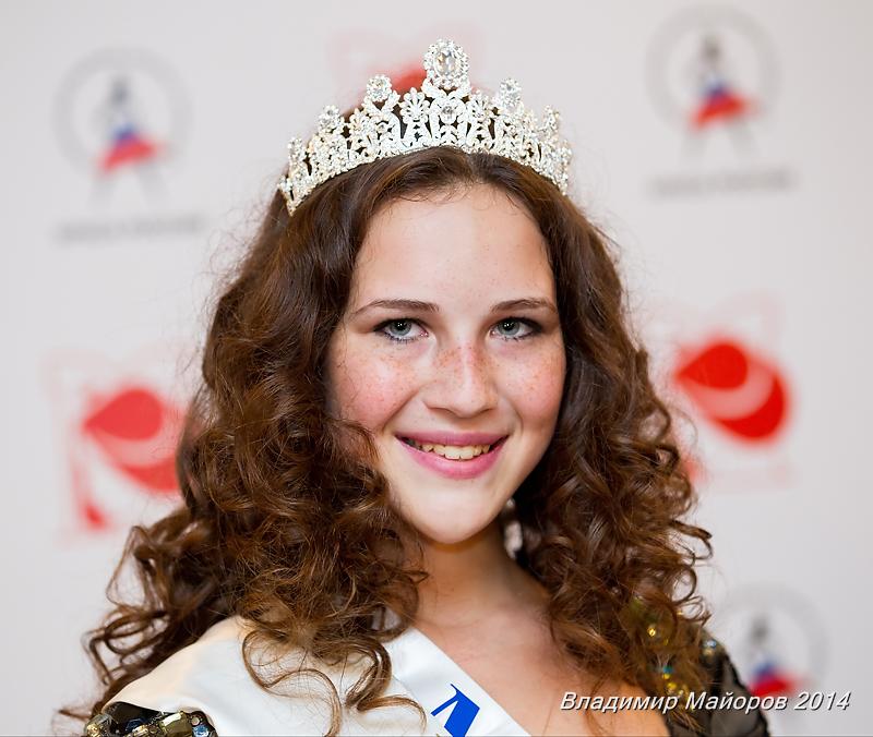 В Сети появились фото Мисс Москва-2 14 без макияжа