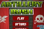 Artillery Rush, альтернатива игры Злые Птички