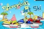 Губка Боб гонки на водных мотоциклах (Spongebob Jet Ski)