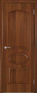 Ламинированная дверь арочная модель