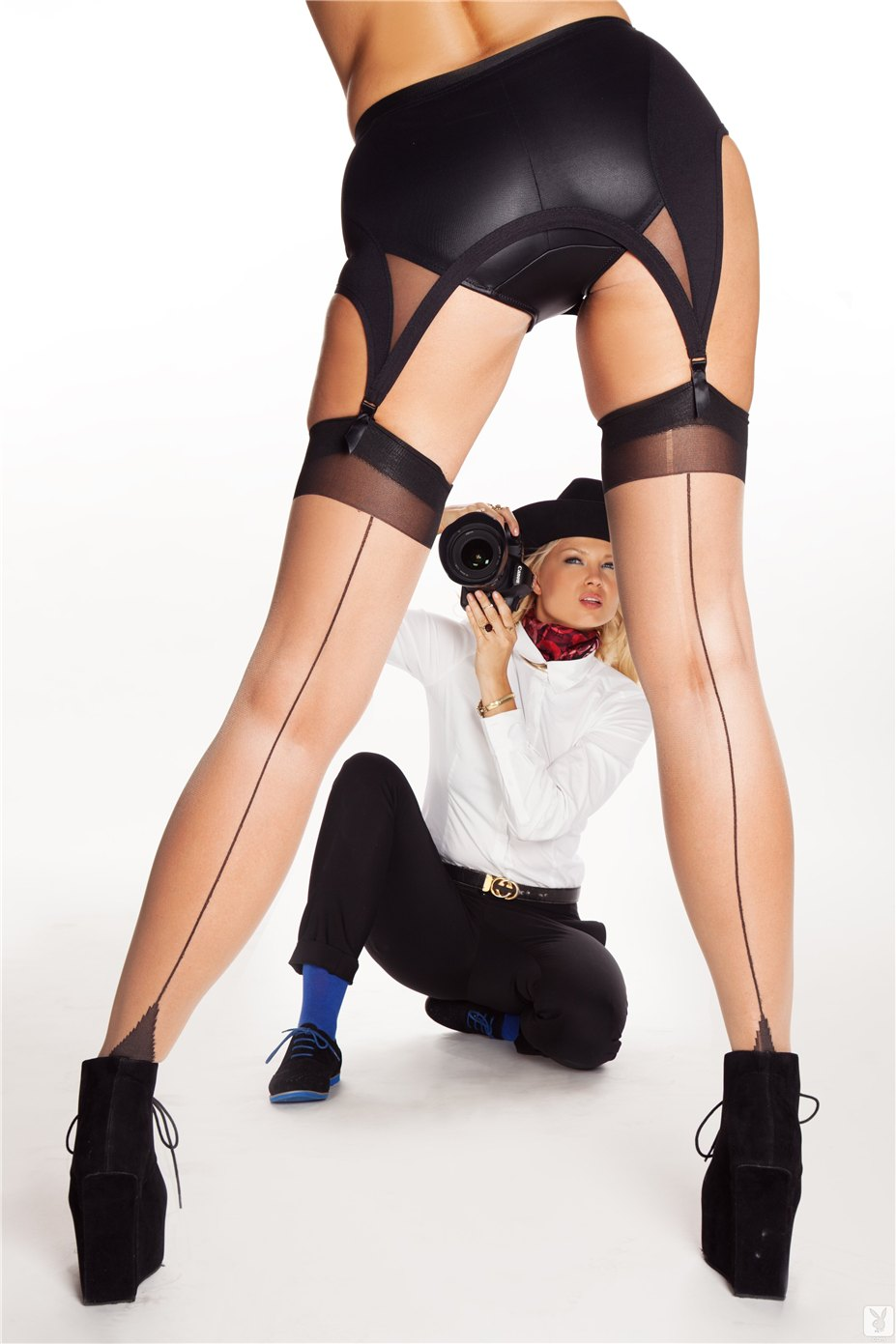 Ирина Воронина / Irina Voronina - Playboy online / Killer Shots