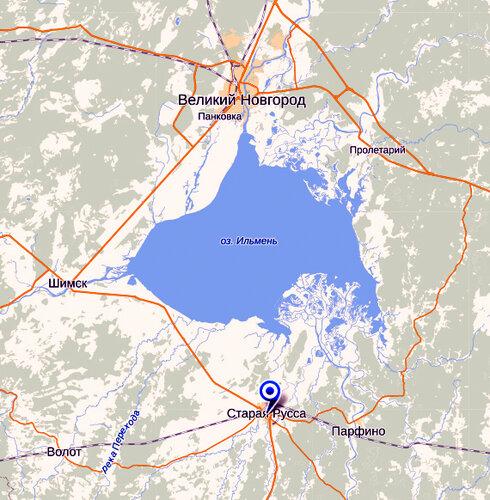 Новгород и Руса