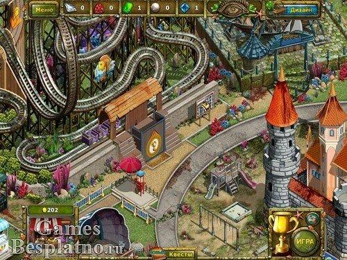 Сказки лагуны 2: Спасение парка Посейдон