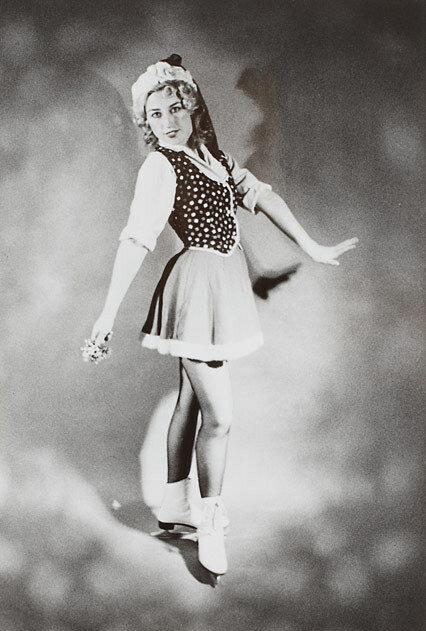 Cindy Sherman, Untitled (Ice Skater), 1979 © Cindy Sherman