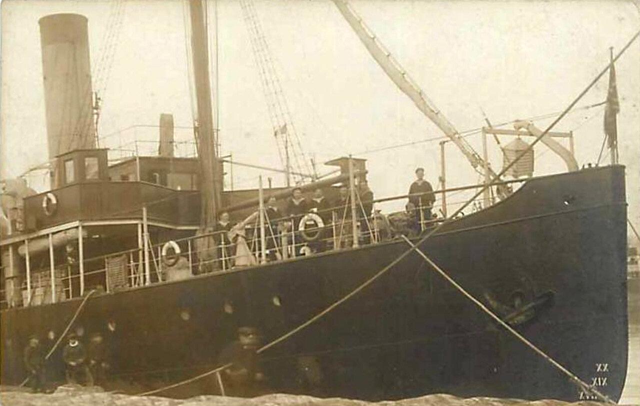 Ледокольный пароход «Таймыр»