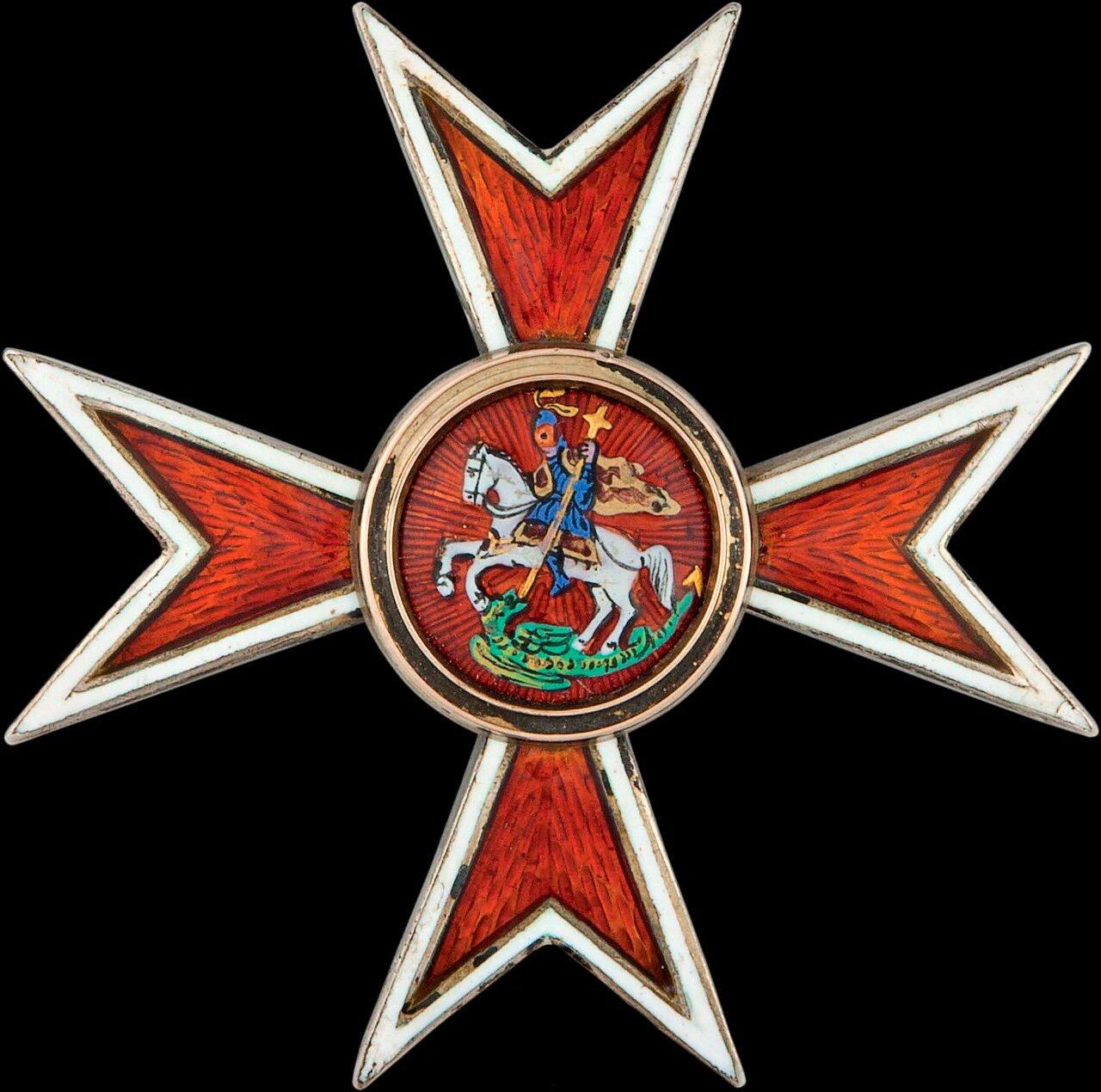 Знак об окончании Чугуевского военного училища