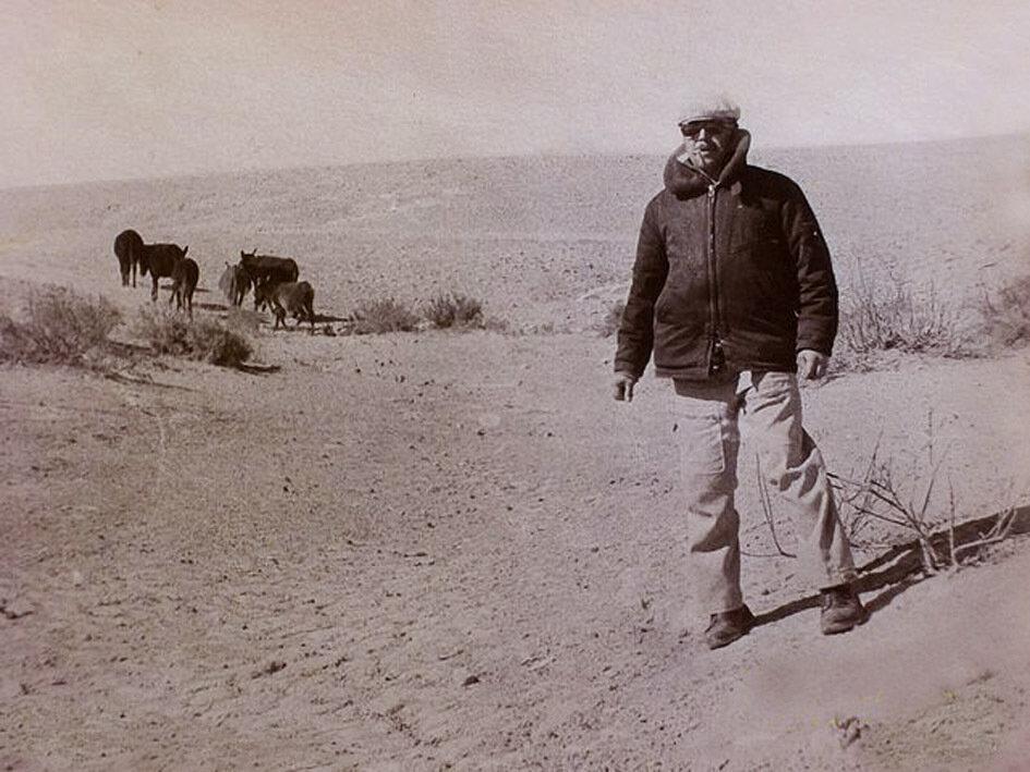 1981. Сирия. А.Колесников