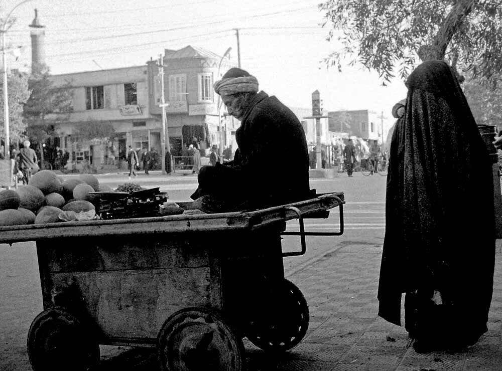 Иран. Себзевар