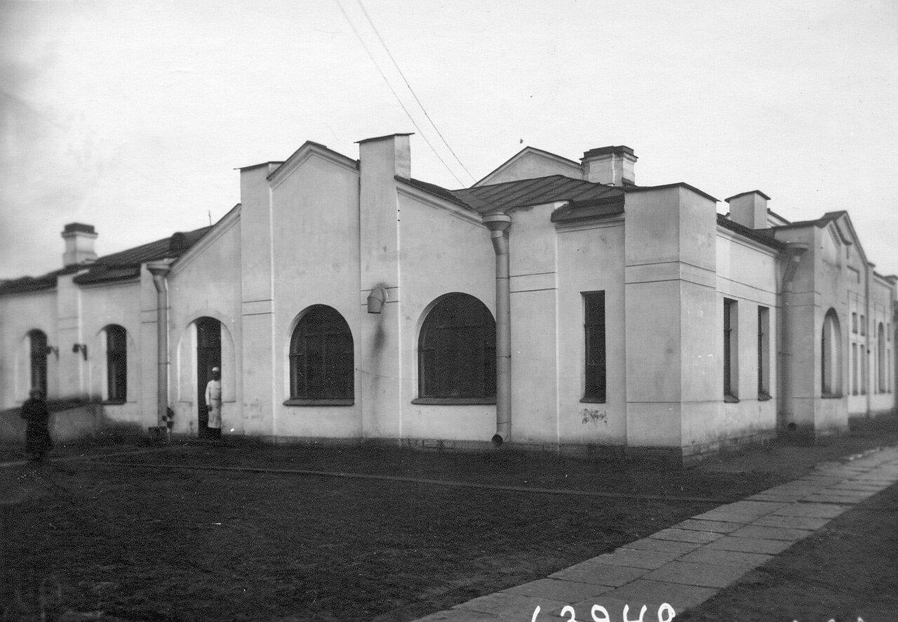 05. Общий вид анатомического корпуса женского медицинского института.  1913