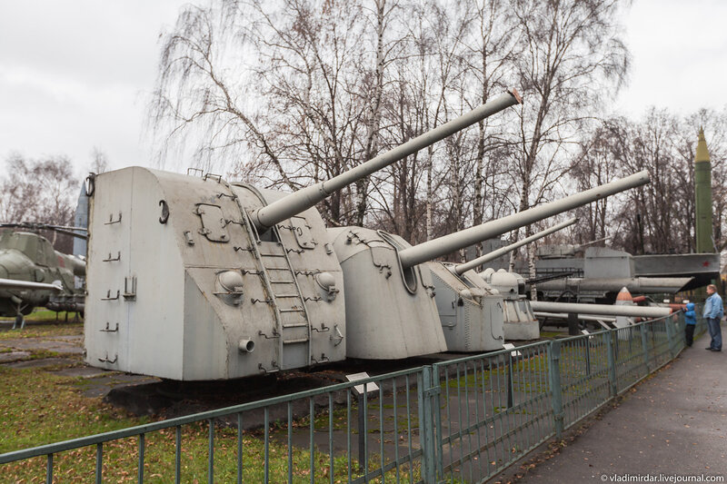 Морская артиллерия